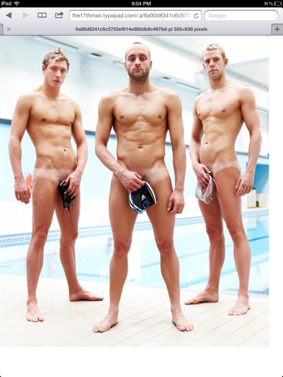 Naked British Swimmers Filmvz Portal